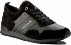 Tommy Hilfiger Heren Sneakers Maxwell 11c1 - Zwart - Maat 41