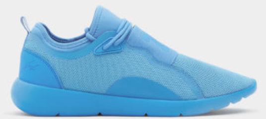Pull&Bear Sneaker Álex Márquez elastico blu 73
