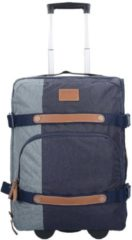 Rewind Natural Upright 2-Rollen Kabinentrolley 55 cm Samsonite river blue