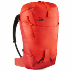 Lowe Alpine - Uprise 30+10 - Wandelrugzak maat 30-40 l - Regular: 48 cm, rood/wit