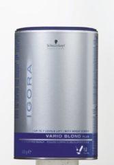 Schwarzkopf Professional Schwarzkopf Igora Vario Blond Plus - 450 gr - Blondeerpoeder