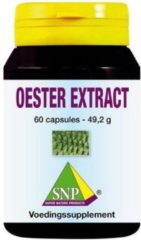 SNP Oester extract 700 mg (60 Vitamine