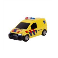 Boeketbinderij.be RC Ambulance met Licht