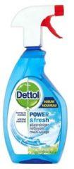 Dettol Allesreiniger power & fresh katoenfris spray 500 Milliliter