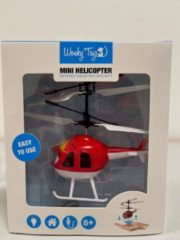 Wonky Toys WM Helicopter - Rood
