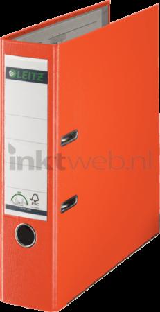 Afbeelding van Leitz 1010 ATT.NUM.BACK WIDTH: 80 mm Oranje 2 beugels 10105045
