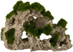 Aqua Della Decor Moss Rock - Aquarium - Ornament - 25x9x17 cm No. 3