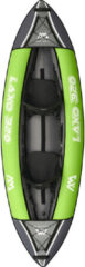 Groene Aqua Marina Laxo-320 Leisure Kayak (2 Person) Package - SUP Boards