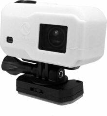 Witte Tuff-Luv Silicone Case Virb X/XE Camera White