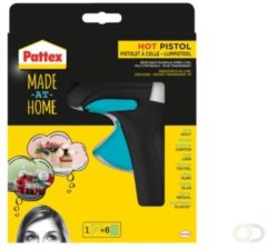 Pattex Made at Home Hot Pistol Lijmpistool – Extra Strong - Extra Fast – High Pattex Quality - Inclusief 6 lijmsticks