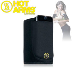 Zwarte Hot Shapers Hot Arms Universeel Strakke armen - Neotex - Verstelbaar