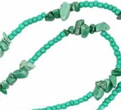 Charme Bijoux Brillen- ketting- Smaragd- groen