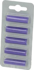 Universeel Duftstäbchen Lavendel 5 Stk für Staubsauger 6.00.09.04-3