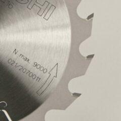 Hitachi Accessoires Cirkelzaagblad voor aluminium 235 x 30, 64 tanden