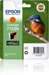 Epson T1599 - Inktcartridge / Oranje
