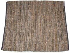 Laagpolig Vloerkleed Brisk - 140 x 160 cm - Vintage, Patchwork, Scandinavisch & meer stijlen vind je op WoonQ.nl