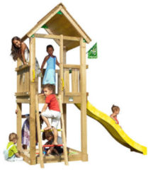 Gele Jungle Gym Club speelhuis