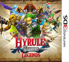 Nintendo Zelda Hyrule Warriors, Legends 3DS