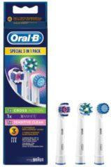 Procter&Gamble Braun EB Multi Pack 3in1 - Oral-B Aufsteckbürste Mundpflege-Zubehör EB Multi Pack 3in1