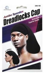 Dream World Dream Jumbo Spandex Dreadlocks Cap