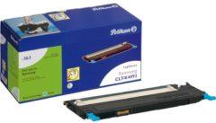 Pelikan Vertriebsgesellschaft mbH & Co. KG Pelikan 1363 - Cyan - Tonerpatrone (Alternative zu: Samsung CLT-C4092) 4214188