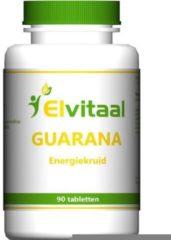 How2behealthy Elvitaal Guarana 90 tab