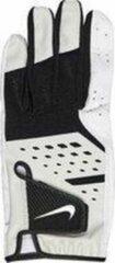 Witte Nike Golfhandschoen Tech Extreme VII - Heren - Maat M - Linkerhandschoen