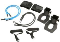 VITALmaxx Ganzkörper-Trainings-Set, blau-schwarz,
