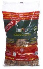 Fire-Up Aanmaakblokjes 300 stuks !! CO2 Neutraal !!