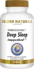 Golden Naturals Deep Sleep (60 veganistische capsules)