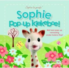 Bruna Sophie Pop-up Kiekeboe! - Boek Dave Broom (9048313708)
