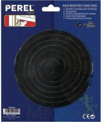 Universeel Schuimtape - 15mm x 2m - zwart