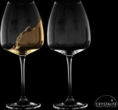 Transparante Gusta® Gusta Wijnglazen Set 2dlg 61cl