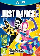 Ubisoft Nintendo Wii U - Just Dance 2016