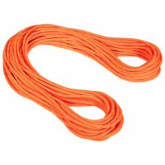 Mammut - 9.5 Alpine Dry Rope - Enkeltouw maat 50 m, oranje/rood