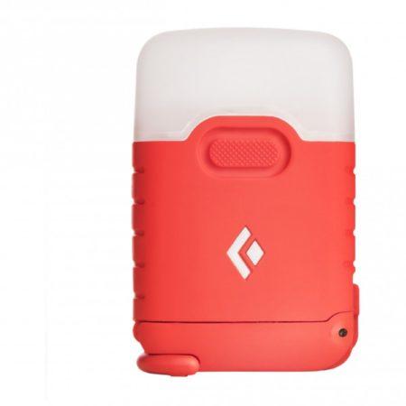 Afbeelding van Black Diamond Zip Lantern Rood, Wit LED