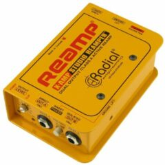Radial X-Amp actieve studio re-amper