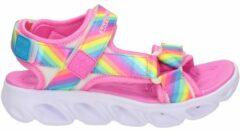 Skechers Hypno-Splash sandalen met lichtjes roze/multi