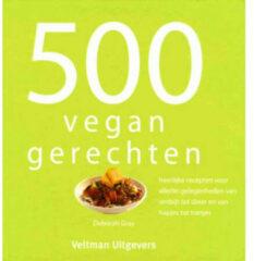 Ons Magazijn 500 vegan gerechten