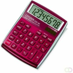 Rode 350 Bureau rekenmachine Allround, rood