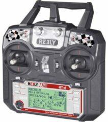 Reely HT-6 RC handzender 2,4 GHz Aantal kanalen: 6 Incl. ontvanger