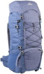 Grijze Nomad dames Backpack Sahara 55 L blauw