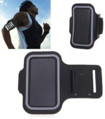Qatrixx Sportarmband iPhone 6 - 4.7 inch hardloop sport armband - Zwart