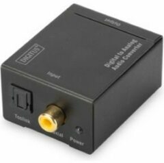 Digitus Audio Converter DS-40133 [Toslink, Digitale cinch - Cinch]