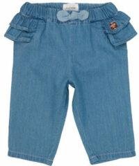 Blauwe Skinny Jeans Carrément Beau ISAQ