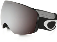 Oakley Flight Deck XM Skibril Zwart/Middenblauw