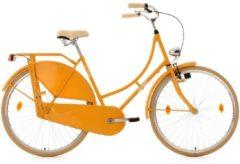 KS Cycling 28 ZOLL HOLLANDRAD SINGLESPEED TUSSAUD Damen gelb