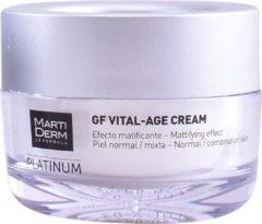 Vochtinbrengende Dagcrème Platinum Gf Martiderm (50 ml)