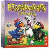 999 Games Spel Regenwormen Uitbreiding // 5 (6010246)