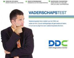 DDC Diagnostics Vaderschapstest 25 loci vader, kind + 4 personen